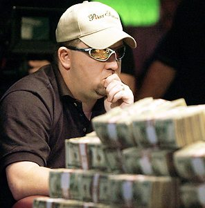 WSOP Champion Greg Raymer