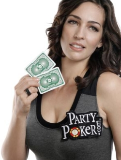 Party Poker Kara Scott