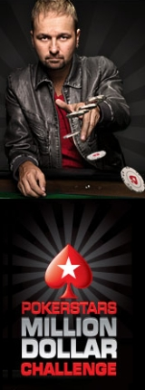 Play Daniel Negreanu at PokerStars Now